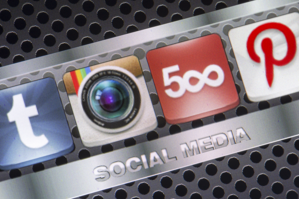 Social Media including Instagram